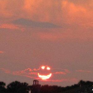 Il sole ci sorride