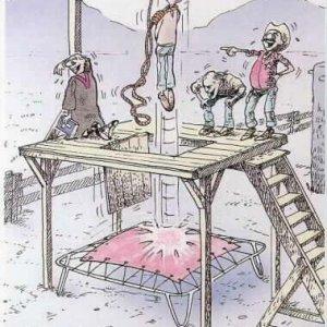 Impiccato ad Aprile