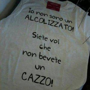 Io non sono alcolizzato!