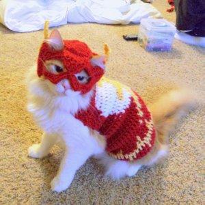 Io sono un supereroe!