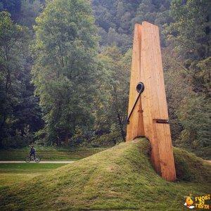 La genialità in una scultura
