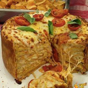 La torta pizza