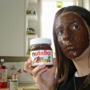 Maschera abbronzante