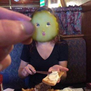 Maschera vegetale