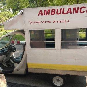 Mezzi di soccorso efficienti