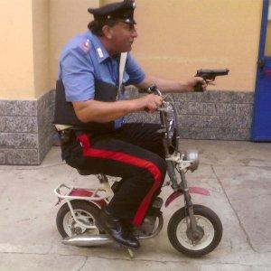 Moto per Carabinieri