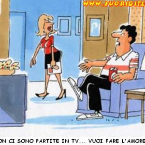 Partite in TV