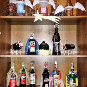 Presepe alcolico