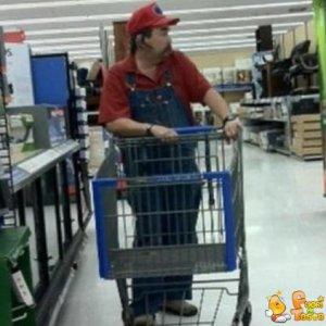 Questo è Super Mario!