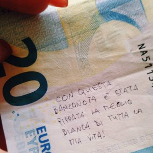 Ricordi sulle banconote