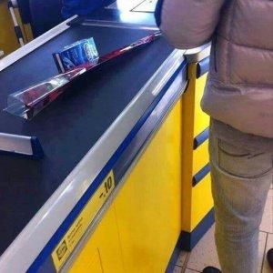 Romanticismo al supermercato