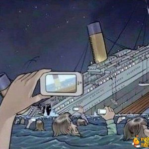 Se il Titanic affondasse nel 2015