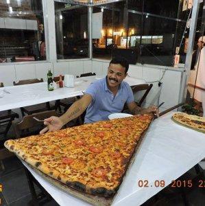 Solo una fetta di pizza