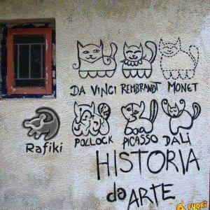 Spiegare la storia dell'arte