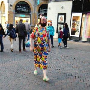 Strana gente ad Amsterdam