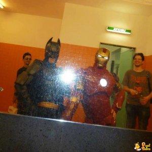 Supereroi minkia