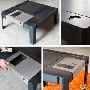Tavolo floppy