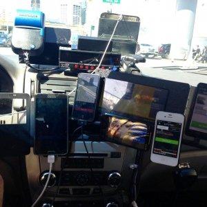 Tecnologia in auto
