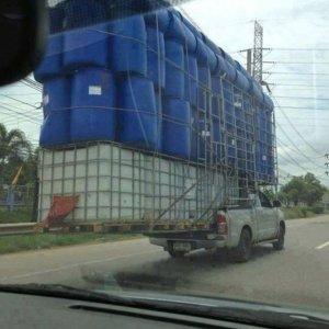 Tranquilli, il carico è al sicuro!