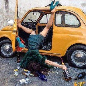 Troppo alcol fa male!