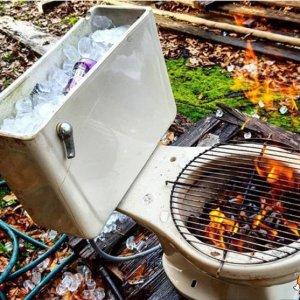 Un barbecue funzionale