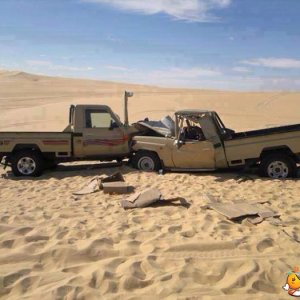 Un incidente nel deserto
