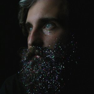 Una barba luccicante