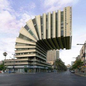 Uno strano palazzo