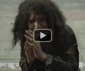 Il mendicante che ha commosso milioni di persone, ecco il video